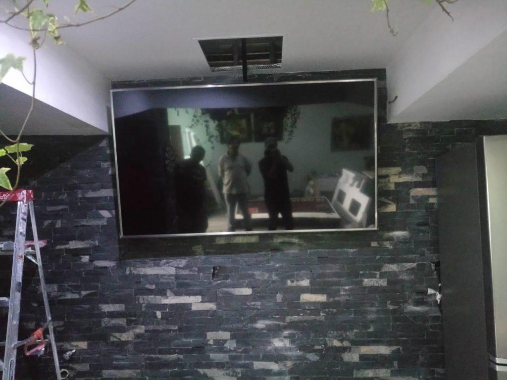 Instalación de Soporte Para Pantalla en Balbuena CDMX